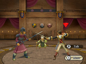 Dragon Quest Swords: The Masked Queen and the Tower of Mirrors Screenshot from Shacknews