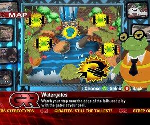 Hail to the Chimp Screenshots
