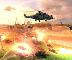 World in Conflict Chat