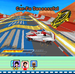 Speed Racer: The Videogame Chat