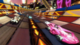Speed Racer: The Videogame Screenshot from Shacknews