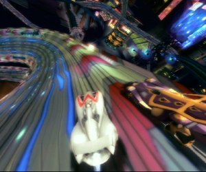 Speed Racer: The Videogame Files