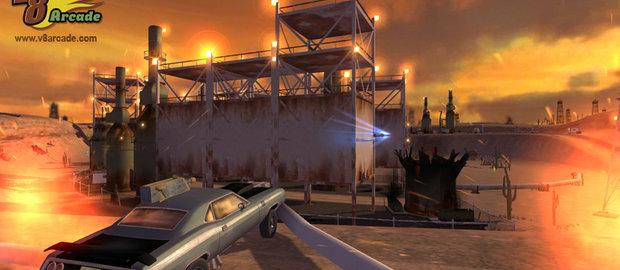 Vigilante 8: Arcade News