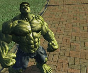 The Incredible Hulk Screenshots
