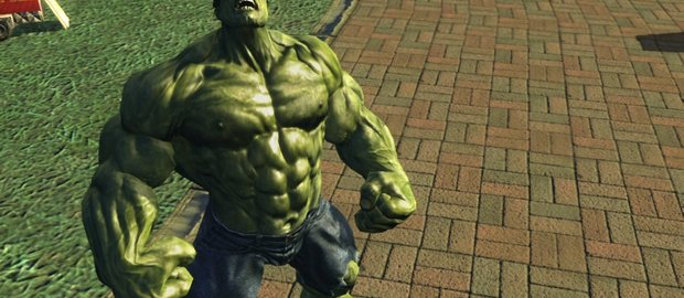 The Incredible Hulk News