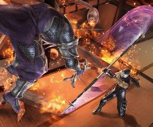 Ninja Gaiden 2 Screenshots