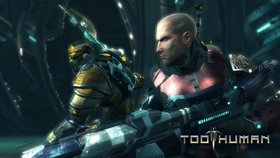 Too Human Screenshot from Shacknews