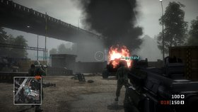 Battlefield: Bad Company Screenshot from Shacknews