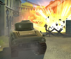 Battlefield Heroes Screenshots
