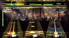 Rock Band Screenshot from Shacknews