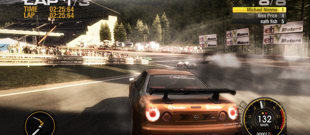 Race Driver: GRID News