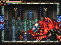 Castlevania: Order of Ecclesia Videos