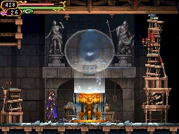 Castlevania: Order of Ecclesia Files
