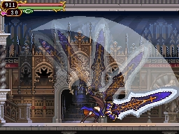 Castlevania: Order of Ecclesia Screenshots
