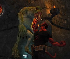 Hellboy: The Science of Evil Chat