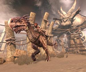 Golden Axe: Beast Rider Screenshots