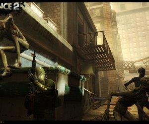Resistance 2 Screenshots