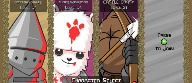 Castle Crashers News