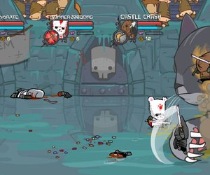 Castle Crashers Screenshots