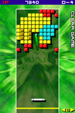 Arkanoid DS Chat