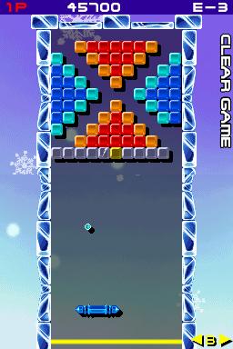 Arkanoid DS Screenshots