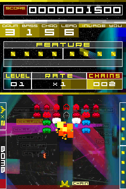 Space Invaders Extreme Files
