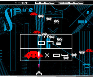 Space Invaders Extreme Screenshots