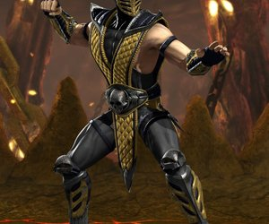 Mortal Kombat vs. DC Universe Screenshots