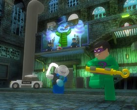 LEGO Batman: The Videogame Screenshot from Shacknews