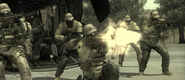 Metal Gear Solid 4: Guns of the Patriots News