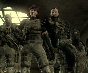 Metal Gear Solid 4: Guns of the Patriots Screenshots