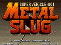 Metal Slug Screenshots