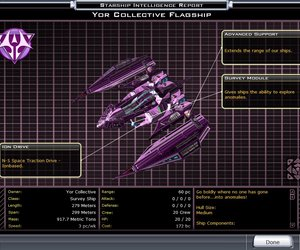 Galactic Civilizations II: Twilight of the Arnor Screenshots