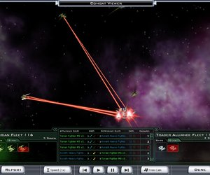 Galactic Civilizations II: Twilight of the Arnor Screenshots