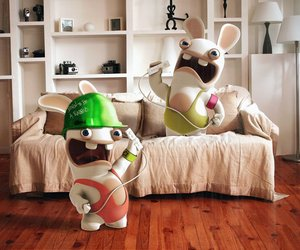 Rayman Raving Rabbids TV Party Files