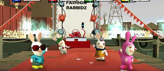 Rayman Raving Rabbids TV Party News