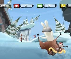 Rayman Raving Rabbids TV Party Chat