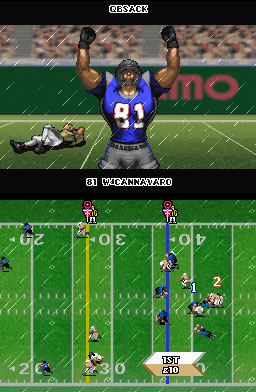 Tecmo Bowl: Kickoff Screenshots