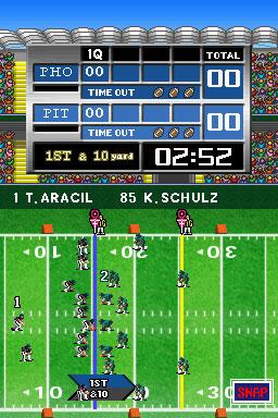 Tecmo Bowl: Kickoff Screenshots