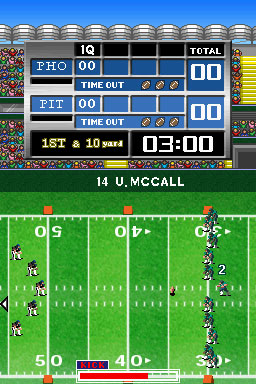 Tecmo Bowl: Kickoff Chat