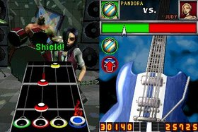Guitar Hero On Tour Screenshot from Shacknews