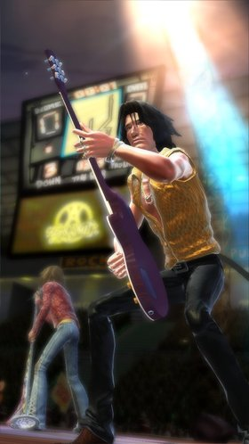 Guitar Hero: Aerosmith Screenshot from Shacknews