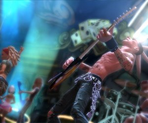 Guitar Hero: Aerosmith Screenshots