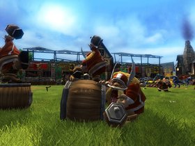 Blood Bowl Screenshot from Shacknews