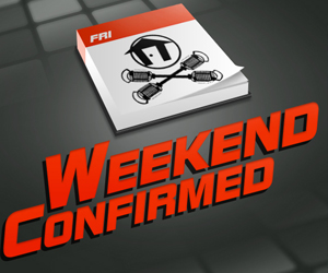 WEEKEND CONFIRMED 196