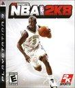 NBA 2K8 boxshot