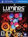 Lumines: Electronic Symphony boxshot
