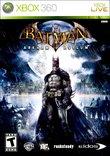 Batman: Arkham Asylum boxshot