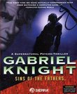 Gabriel Knight:  Sins of the Fathers boxshot