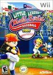 Little League World Series 2008 boxshot